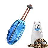 HENGBIRD Hundespielzeug, Kauspielzeug für Zahnreinigung und Kaumuskel Training,...