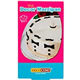 Decocino Decor Marzipan Weiß – vegane MarzipanRohmasse – KuchenDeko...