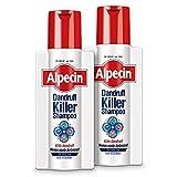 Alpecin Schuppen Killer Shampoo 2x 250ml | Entfernt effektiv und beugt Schuppen vor |...