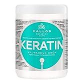 Kallos KJMN Creme mit Keratin & Milchproteine für trockenes, brüchiges und...