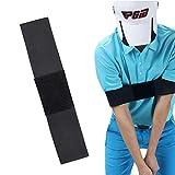 YUIP 2 Stück Golf Schwungtrainer für die Arme, Golf Training Aid...