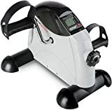 Ultrasport Mini Bike 2in1/3in1, Mini-Heimtrainer, Armtrainer und Beintrainer, Hometrainer,...