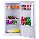 Amica Vollraumkühlschrank nur 45cm breit 61L Bürokühlschrank Weiß VKS 351...