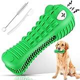 Ausbond Hundespielzeug Hunde Spielzeug Kauspielzeug Kaustab Mit 2 Reinigungsbürste...