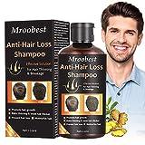 Haarshampoo, Haarwachstum Shampoo, Anti Haarverlust Shampoo, Natürliches &...