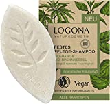 Festes Pflege Shampoo von LOGONA Naturkosmetik Bio-Hanf & Bio-Brennnessel,...