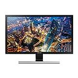 Samsung U28E590D Monitor (HDMI, 28 Zoll, 71,12cm, 1ms Reaktionszeit, 60Hz...