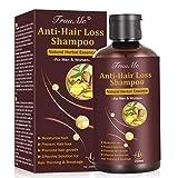 Haarwachstums Shampoo, Anti-Haarverlust Shampoo, Effektiv gegen Haarausfall, Stärkend,...