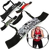 C.P. Sports Arm Blaster Bizeps Isolator für Bodybuilding, Kraftsport & Gewichtheben -...