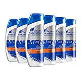 Head & Shoulders Men Anti-Haarverlust Anti-Schuppen Shampoo, 6er Pack (6 x 250...