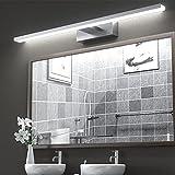 LED Spiegelleuchte Badezimmer Lampe 60cm, VITCOCO® Bad Spiegel Beleuchtung Lampe 15W...