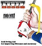 Golf Handgelenk Schwungtrainer / Golf Trainingshilfe - Entwickeln Sie eine...