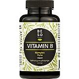 BeSoHappy® Vitamin B Komplex Forte | Mit 10 µg Vitamine B12 pro Tagesdosis | 180...