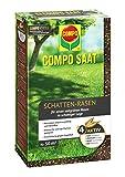Compo SAAT Schatten-Rasen, Spezielle Rasensaat-Mischung mit wirkaktivem Keimbeschleuniger,...
