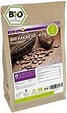 Bio Kakaobohnen 500g - Rohkost - naturbelassen - ganze Kakao Bohnen aus öko...