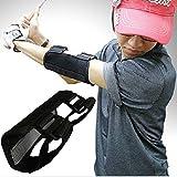 Golf Trainingshilfe, Golf Ellenbogenbandage, Golf Schwungtrainer Ellbogen Trainingshilfen...