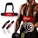 KKH Arm Blaster für Bizeps & Trizeps Hanteln & Langhanteln Curls Muscle Builder...