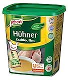 Knorr Hühner Kraftbouillon Hühnerbrühe (mit kräftigem Huhngeschmack) 1er Pack (1 x 1...