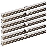 Changor Metall Brieftasche Rahmen, Eisen Made-Stil-Metall-Geldbörse 19cm Portreiniger...