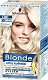 Blonde Ultra Aufheller, Haarfarbe Silberblond L101, 165 ml