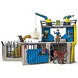Schleich 41462 Dinosaurs Spielset - Große Dino-Forschungsstation, Spielzeug ab...