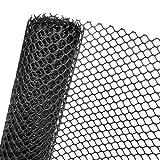 HaGa® Rasenschutzgitter 1,3m x 10m Bodenverstärkung Rasengitter befahrbar -...